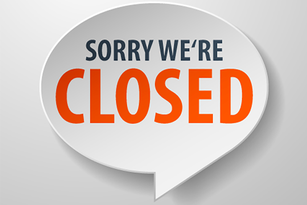 CIRSA Office Closed