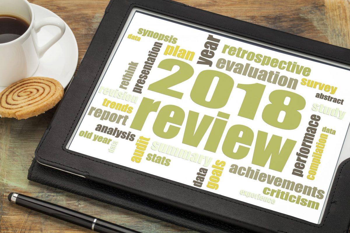 2018 Achievements & Enhancements