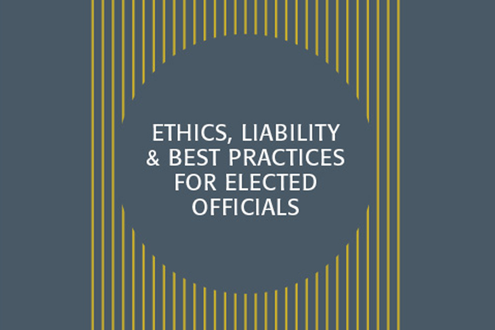 Newly Revised Ethics, Liability & Best Practices Handbook Now Available