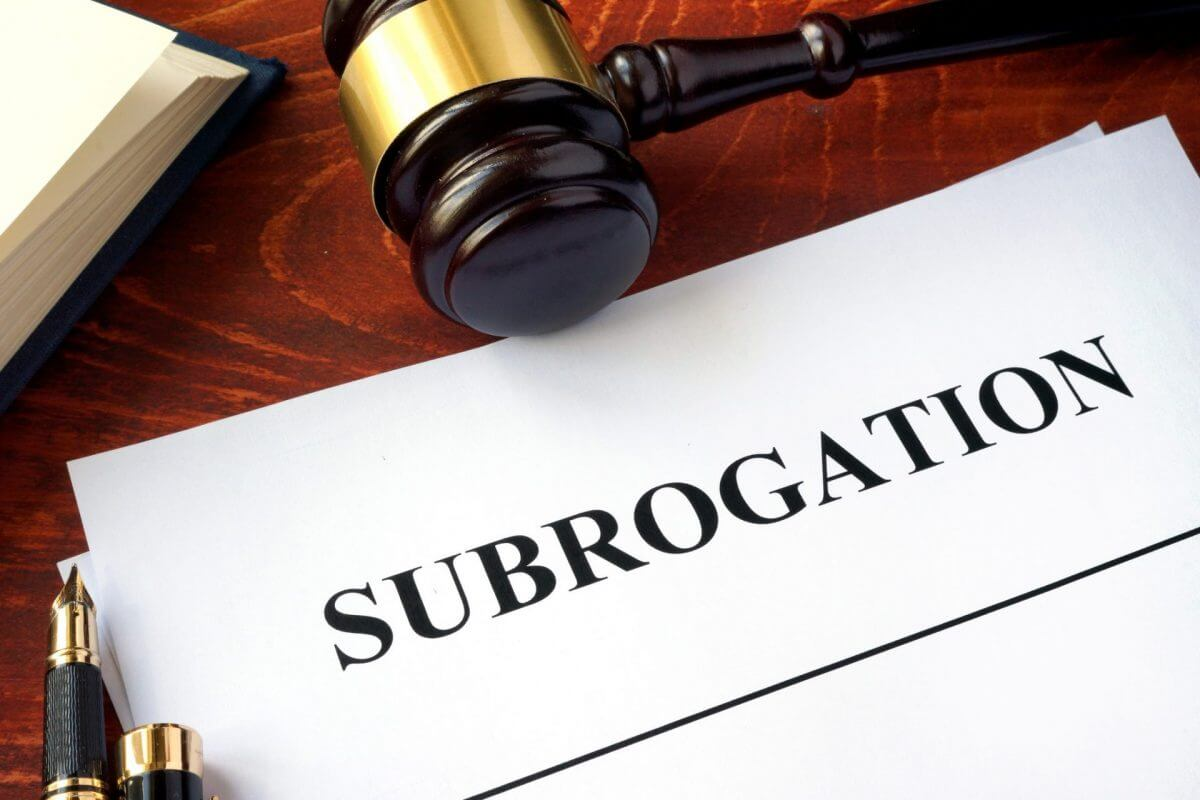 House Bill 10-1168: An Insurer's Right To Subrogation